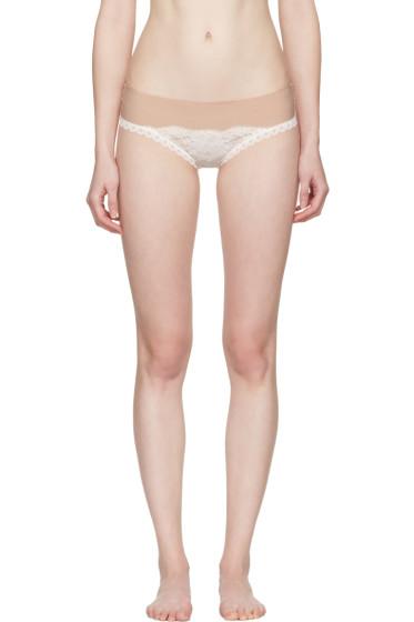 Stella McCartney - Pink Bella Admiring Bikini Briefs