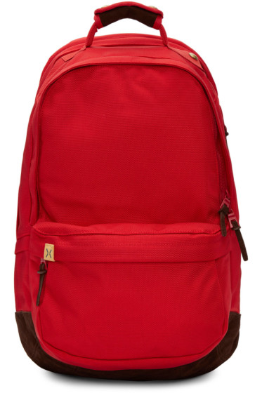Visvim - Red Ballistic 22L Backpack