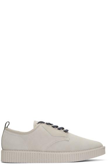 Miharayasuhiro - Grey Creeper Sneakers