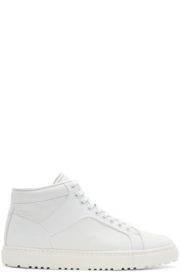 ETQ Amsterdam - White High 1 Sneakers