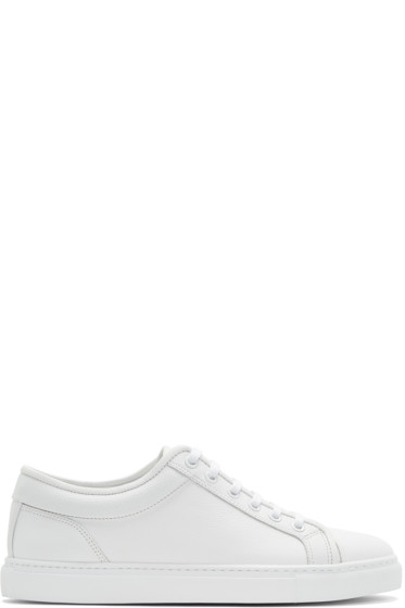 ETQ Amsterdam - White Low 1 Sneakers