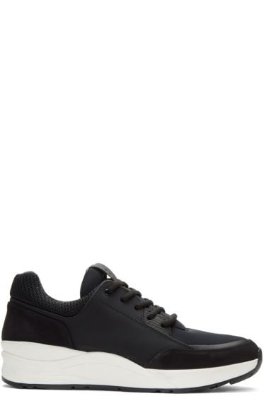 ETQ Amsterdam - Black Vortex Sneakers