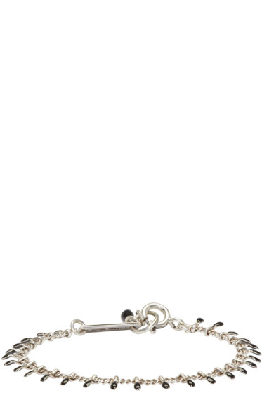 Isabel Marant - Silver Beaded Casablanca Bracelet