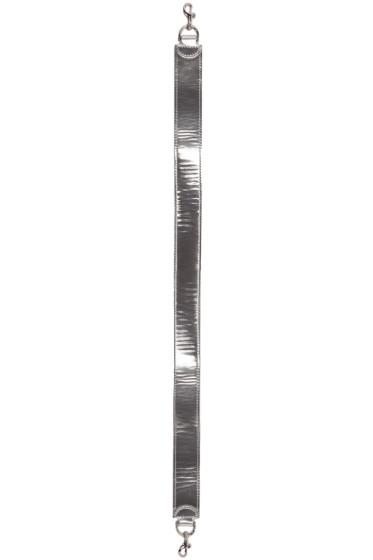 PB 0110 - シルバー AB 48 ショルダー ストラップ