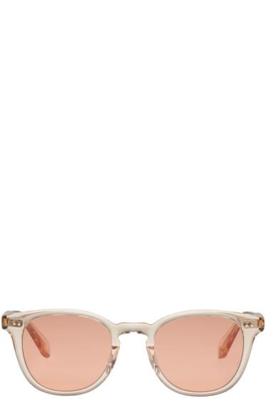 Garrett Leight - Pink McKinley Sunglasses