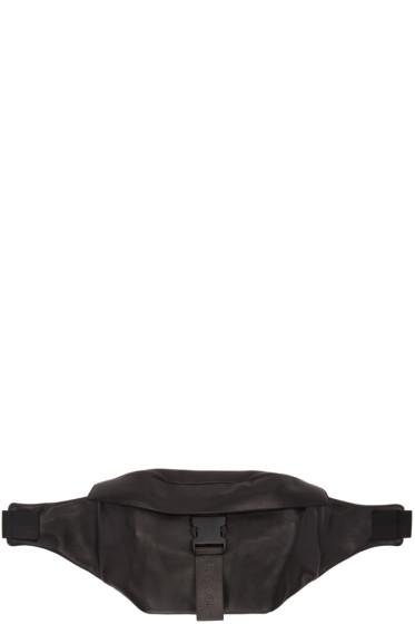 Etudes - Black Leather April Pouch