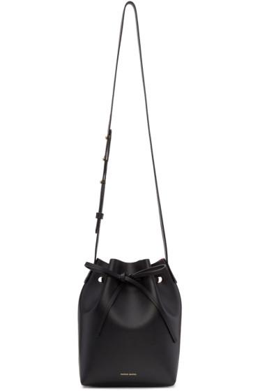 Mansur Gavriel - Black Mini Bucket Bag
