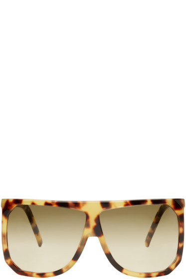 Loewe - Tortoiseshell Filipa Sunglasses
