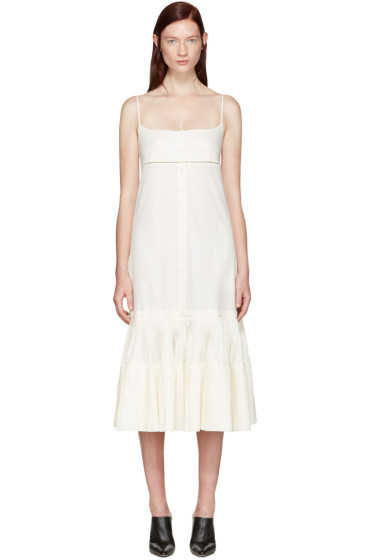 Brock Collection - Ivory Dahlia Dress