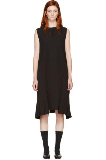 Y's - ブラック ポケット ドレス