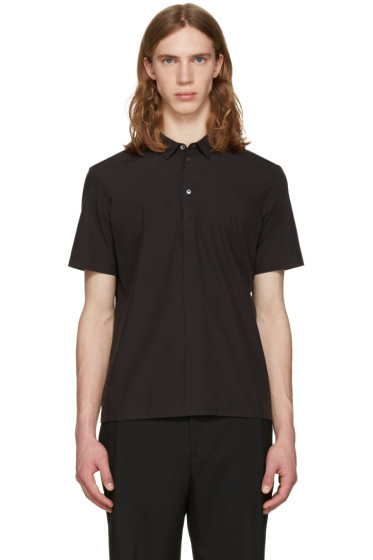 Stephan Schneider - Black Pardon Polo