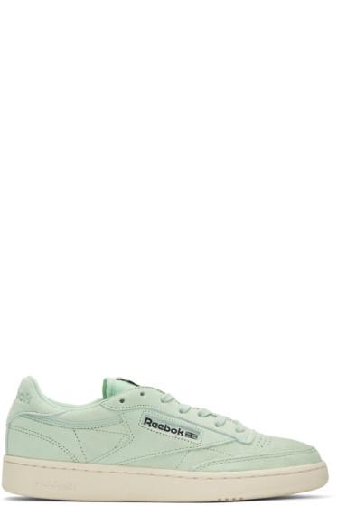 Reebok Classics - Green Club C 85 Sneakers