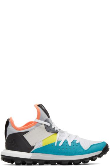 Adidas x Kolor - Multicolor Response TR Sneakers