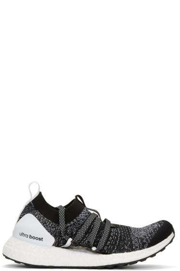 adidas by Stella McCartney - Black Ultra Boost X Sneakers