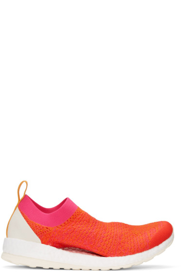 adidas by Stella McCartney - Pink Pure Boost X Sneakers