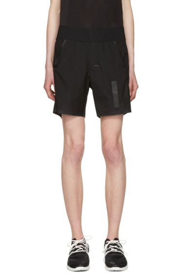 Y-3 SPORT - Black Lite Shorts