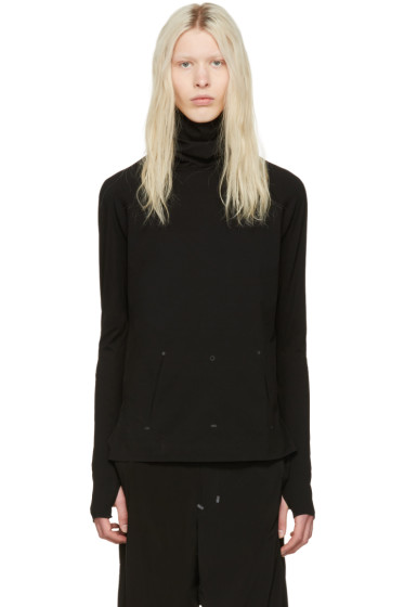 Y-3 SPORT - Black Approach Turtleneck