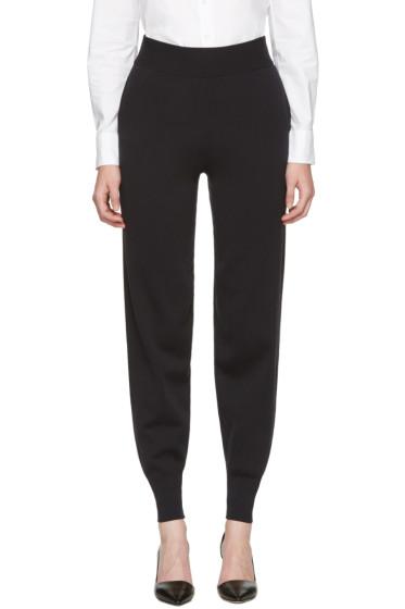 Hyke - Navy Sweater Lounge Pants
