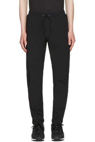 ISAORA - Black LTW Stretch Training Track Pants