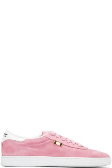 Aprix - Pink Suede APR-002 Sneakers