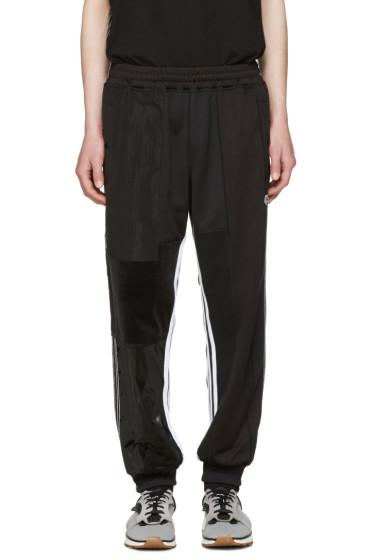 adidas Originals by Alexander Wang - Black Patch TP Track Pants