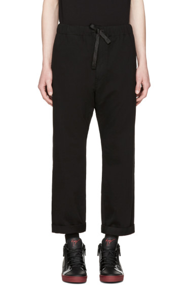 Diesel - Black P-Idaho Trousers