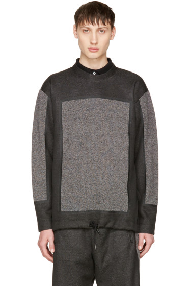 Diesel - Black S-Rev Sweatshirt