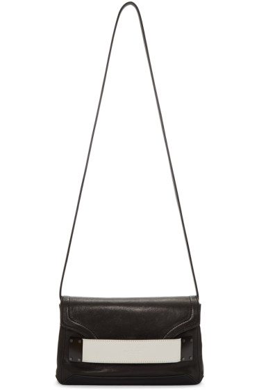 Rag & Bone - Black Pilot Clutch Bag