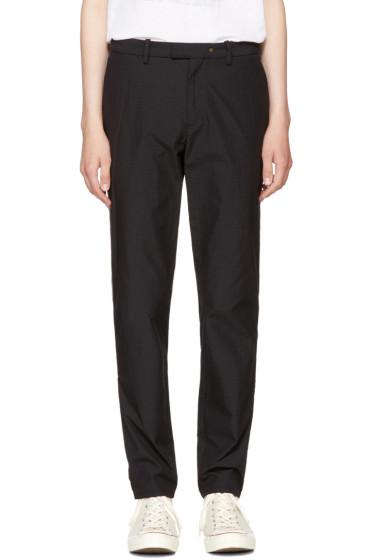 Rag & Bone - Black Corbet Trousers