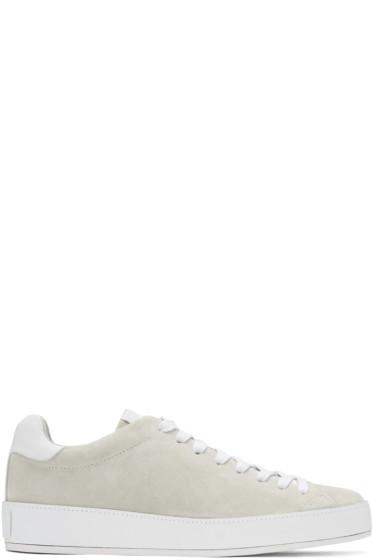 Rag & Bone - Off-White RB1 Low Sneakers