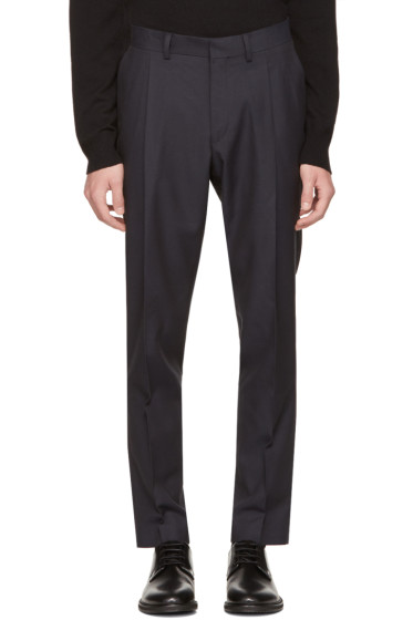 Tiger of Sweden - Navy Kahale Trousers