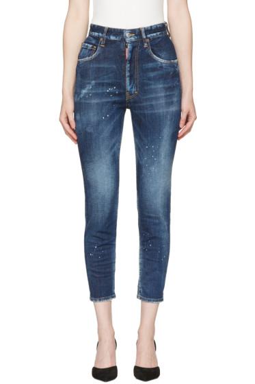 Dsquared2 - Blue Twiggy Jeans