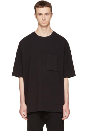 Helmut Lang - Black Unisleeve T-Shirt