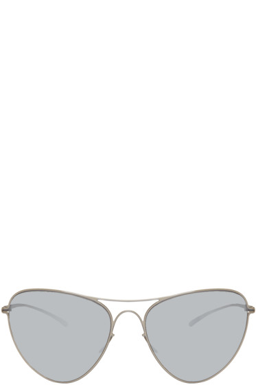 Maison Margiela - Silver Mykita Edition MMESSE015 Sunglasses