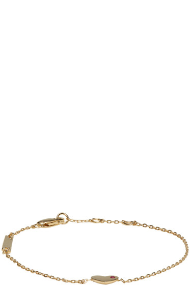 Marc Jacobs - Gold Heart Something Special Bracelet