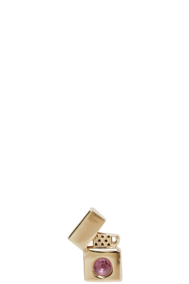 Marc Jacobs - Gold Lighter Something Special Earring