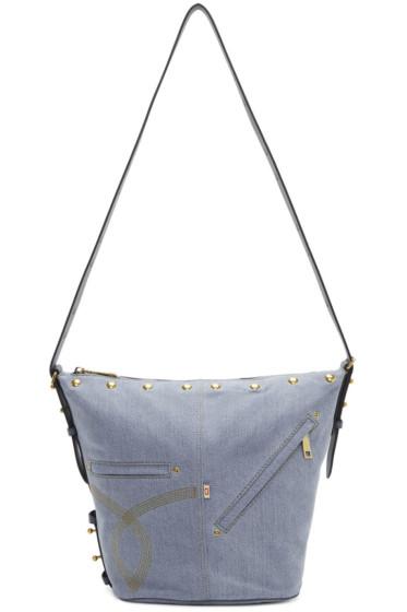 Marc Jacobs - Blue 'The Denim Sling' Bag