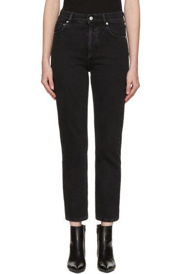 Balenciaga - Black Genuine Jeans