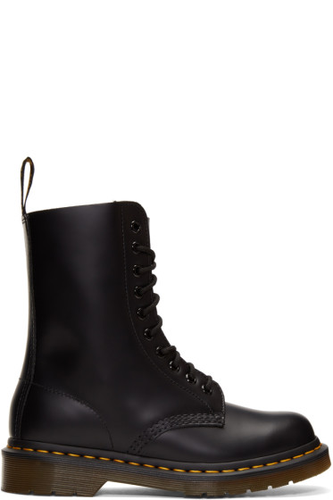 Dr. Martens - Black 1490 Boots