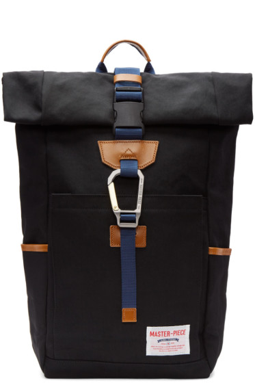 Master-Piece Co - Black Link Backpack