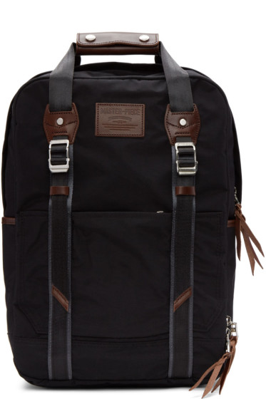 Master-Piece Co - Black Milly Backpack