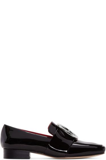 Dorateymur - Black Patent Harput Loafers