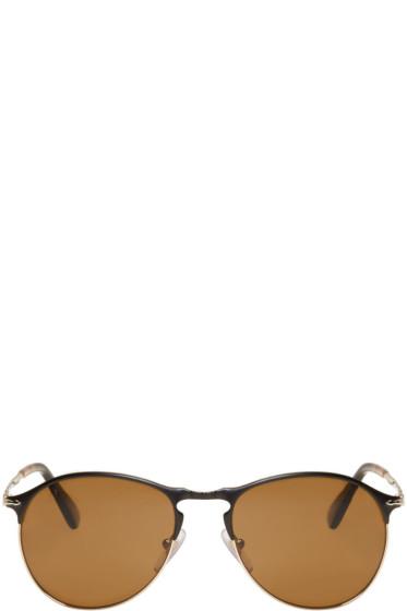 Persol - Black Sartoria Sunglasses
