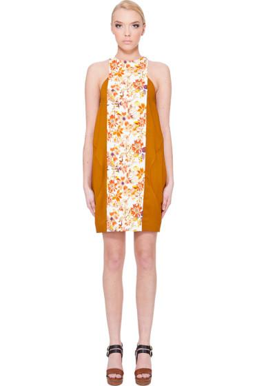 Suno - Toffee Garden Dress