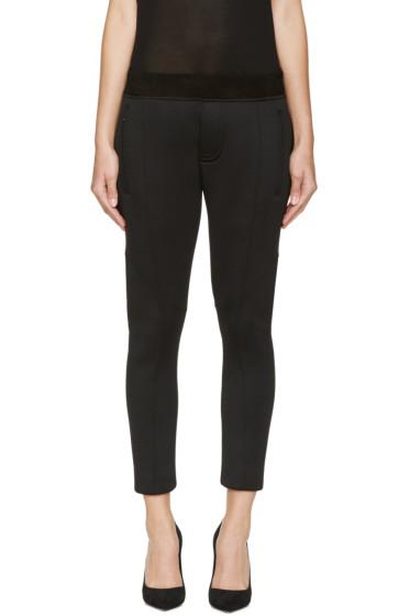 Dsquared2 - Black Jersey Anniversary Lounge Pants