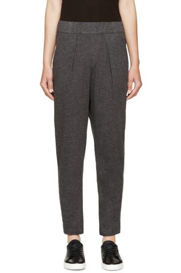 Raquel Allegra - Grey Jersey Lounge Pants