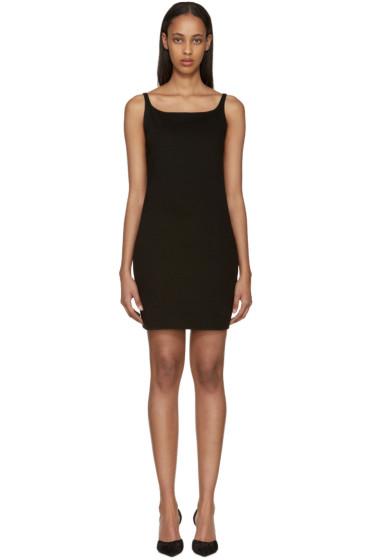 Dsquared2 - Black Short Knit Dress