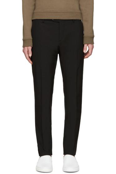 Valentino - Black Skinny Trousers