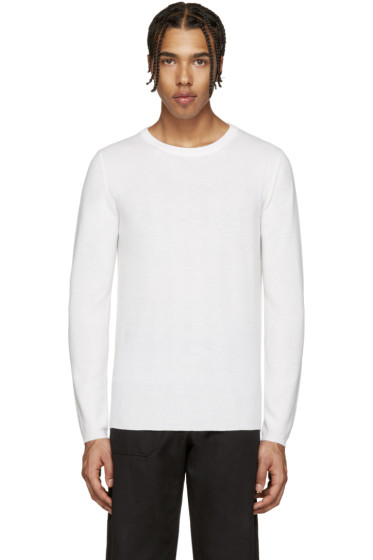 Lemaire - Ivory Cashmere Sweater