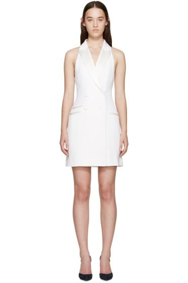 Pallas - White Blazer Hellen Dress